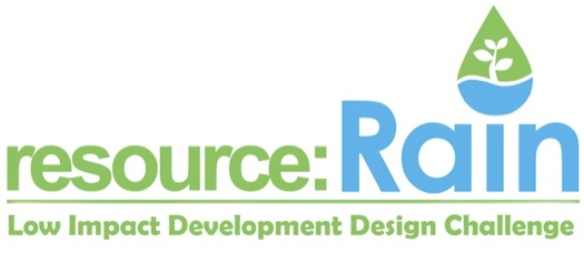 Resource: Rain Logo Low Impact Development Design Challenge